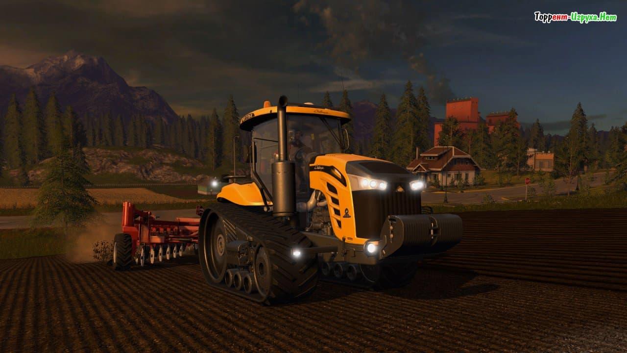 Скачать ферму симулятор торрент