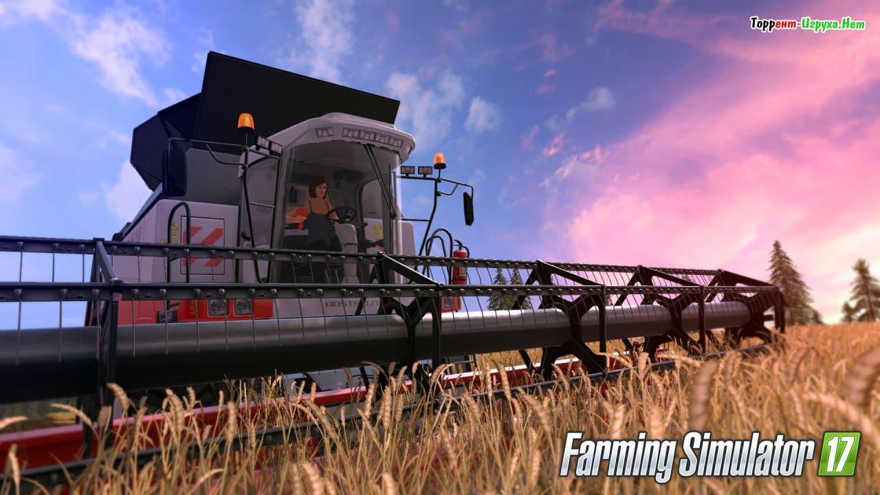 Скачать ферму симулятор 2017 с торрента