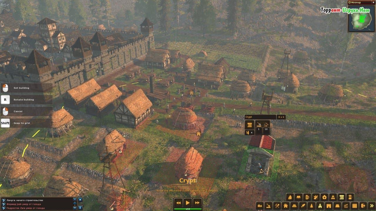 Life is feudal forest village торрент форум-ролевая игра по гарри поттеру
