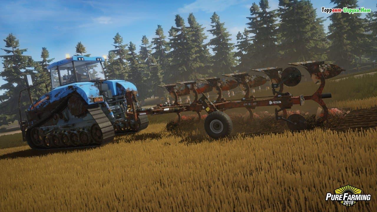 Ферма симулятор 2018 скачать бесплатно на пк