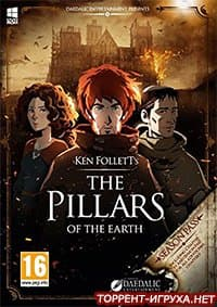 Ken Folletts The Pillars of the Earth