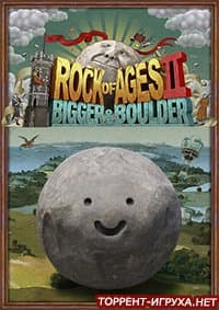 Rock of Ages 2 Bigger and Boulder