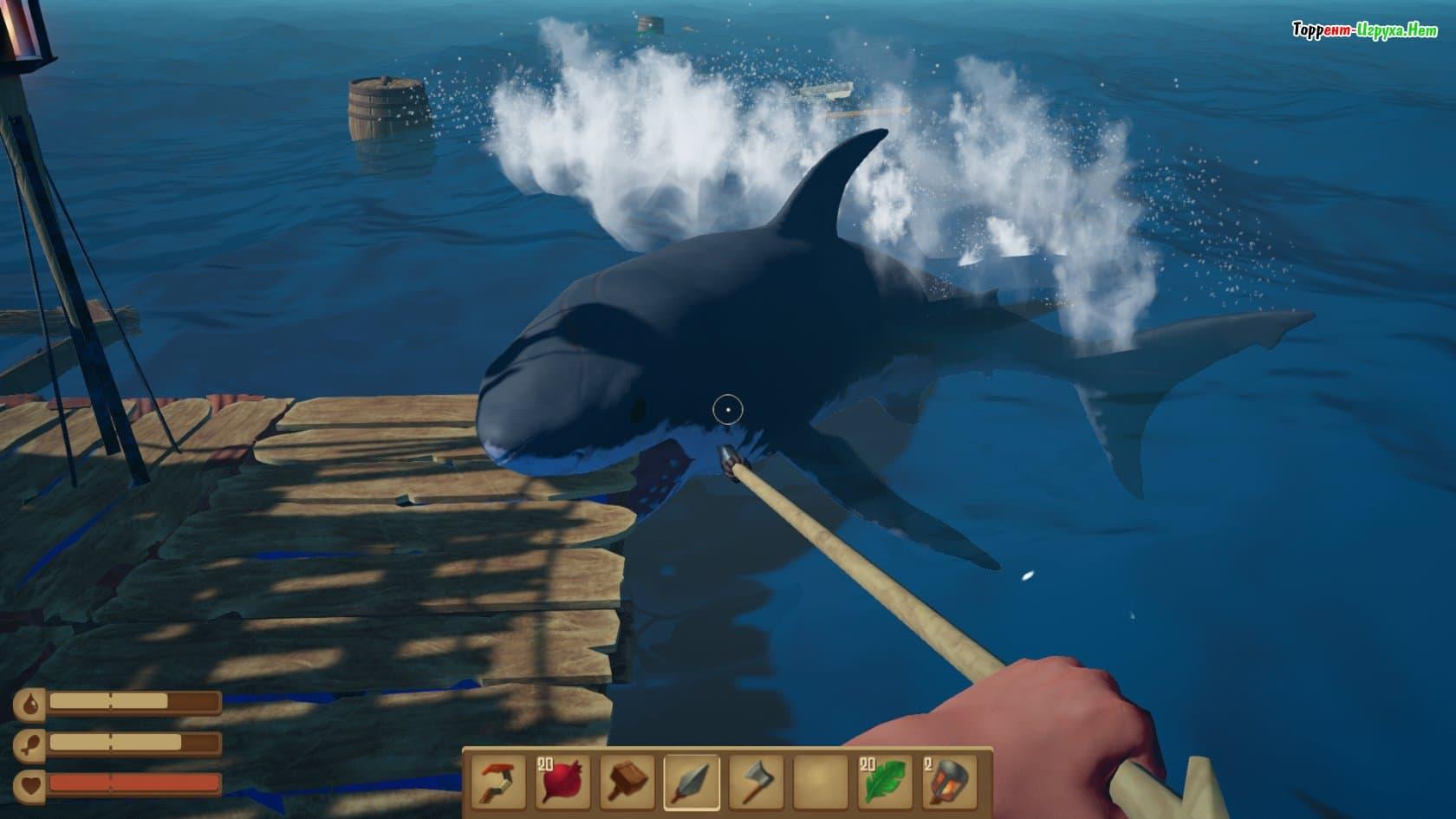 Симулятор акулы скачать торрент русская версия