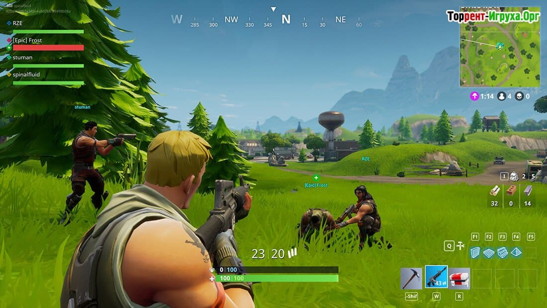 fortnite download free pc utorrent