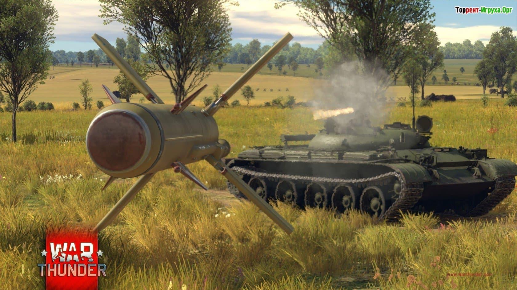 торрент war thunder танки