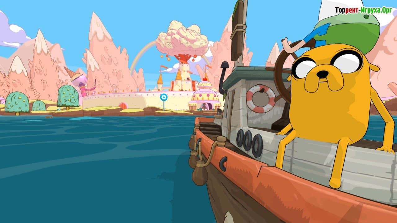 Adventure Time: Pirates of the Enchiridion,new game releases