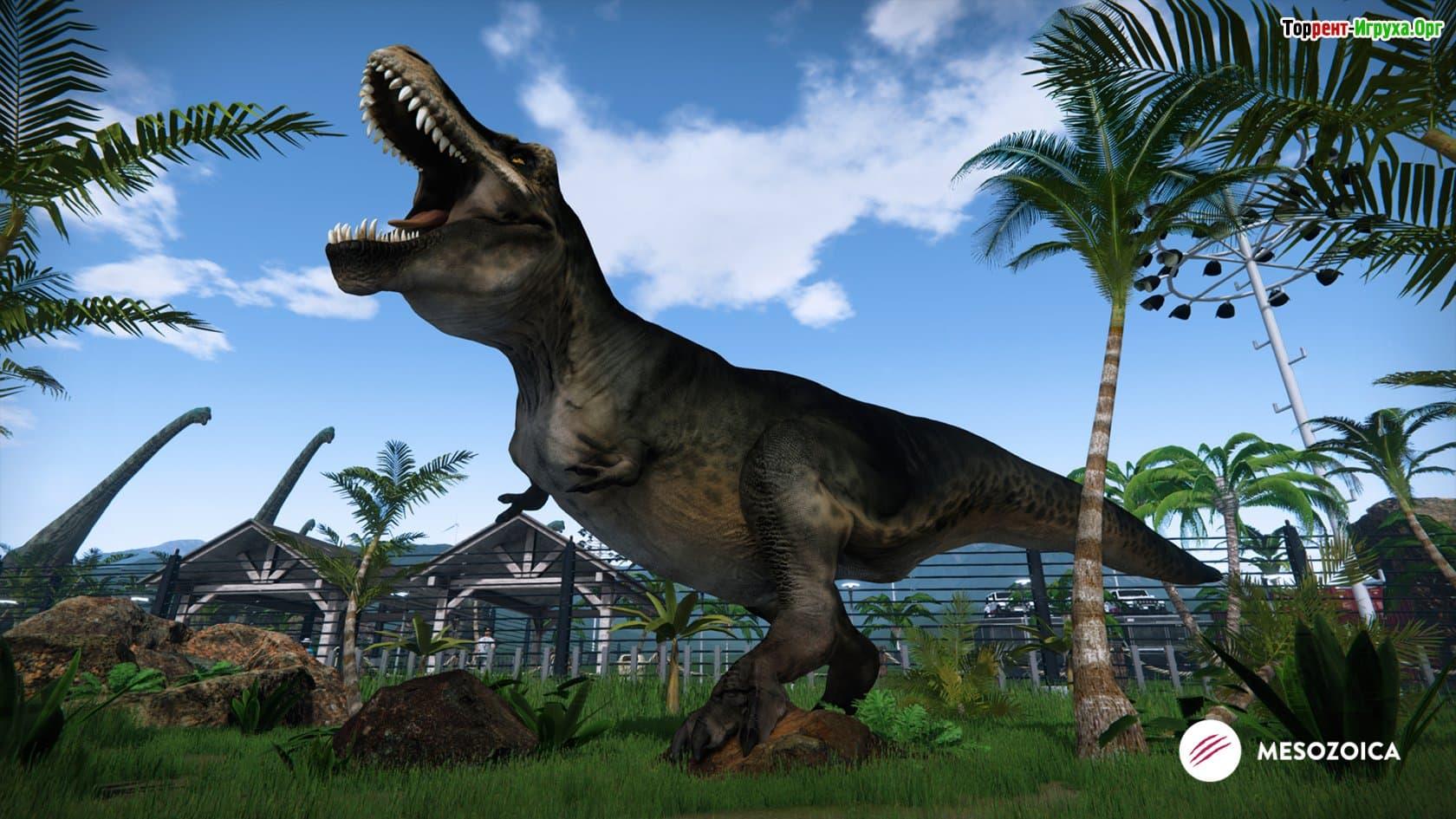 Jurassic world: evolution – лучшая игра про динозавров – скачать.