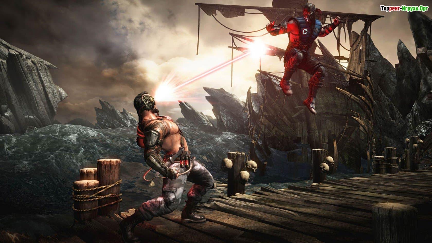 Mortal kombat скачать на пк бесплатно