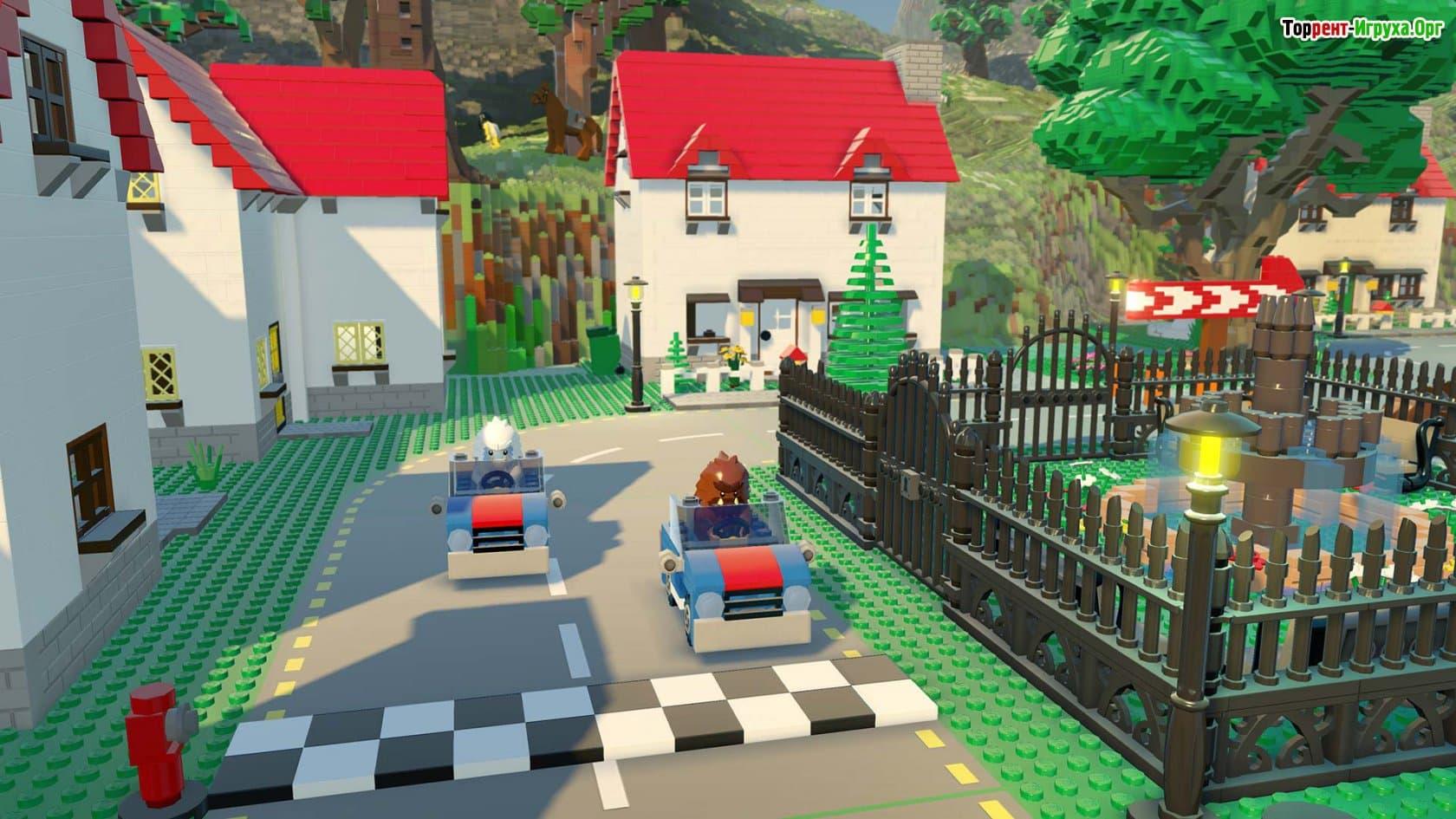 Лего крафт скачать на компьютер