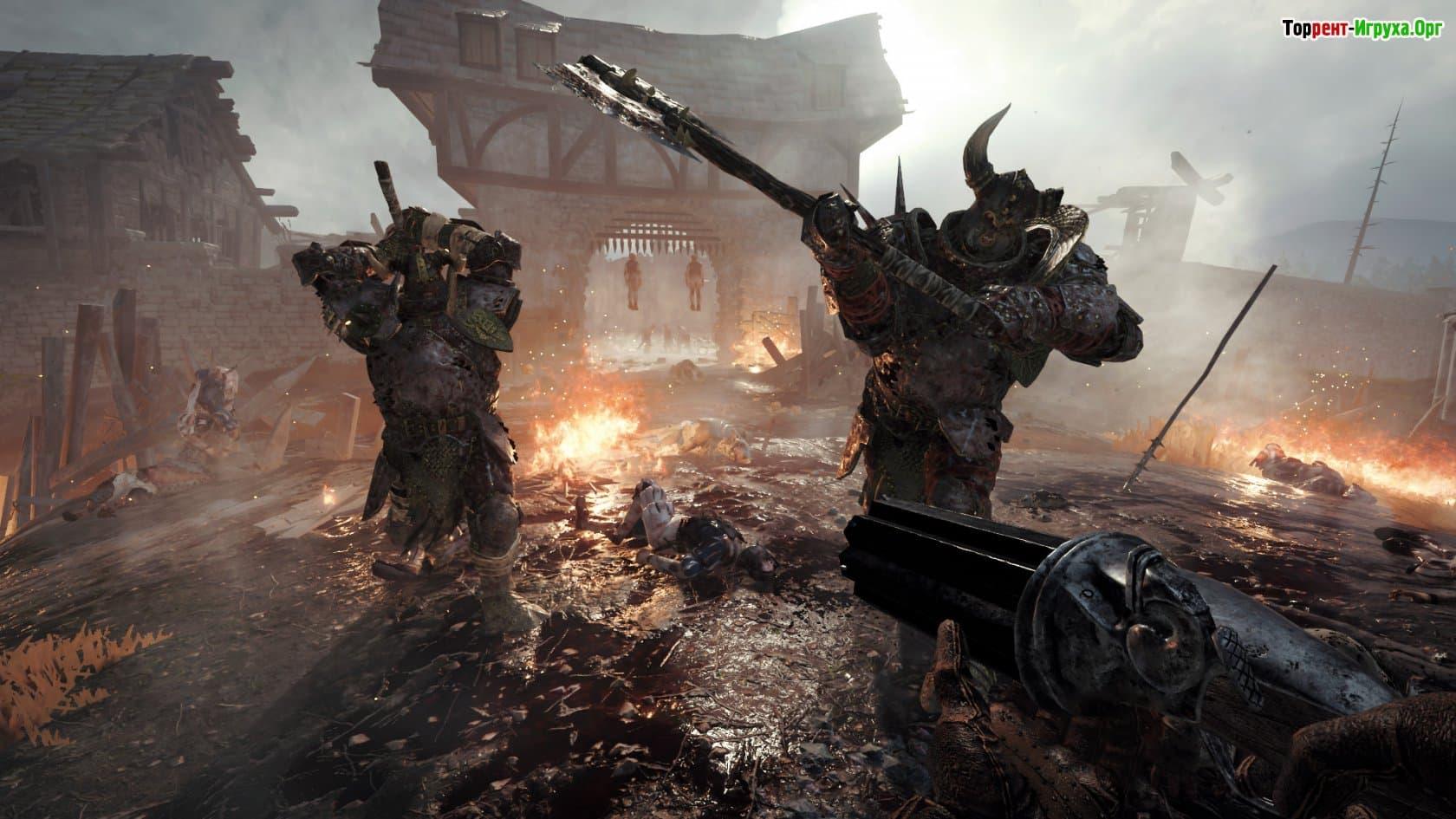 Скачать Warhammer Vermintide 2 торрент - механики