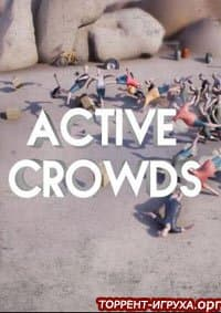 Active Crowds