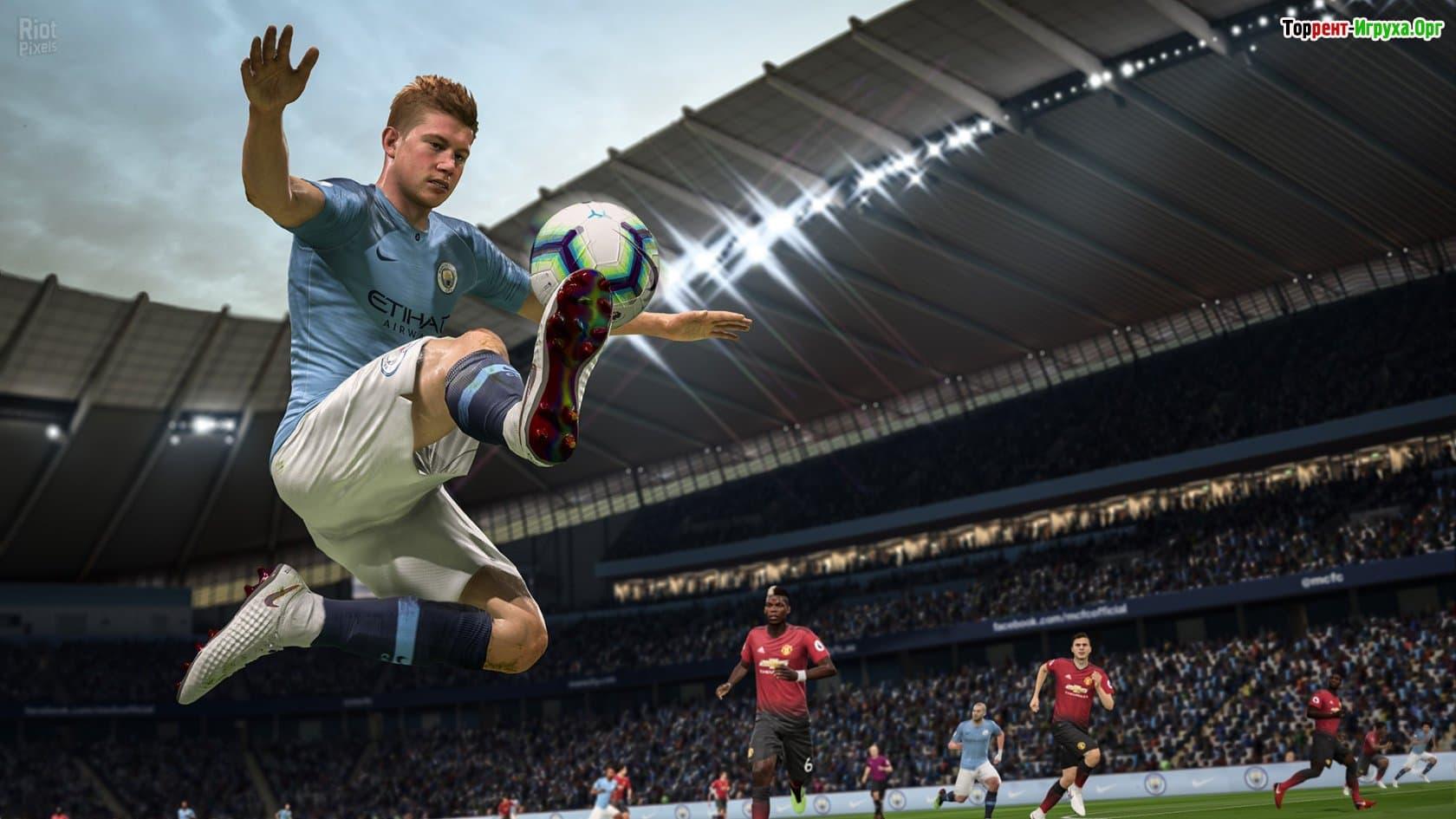 Игра fifa 2019 года картинки