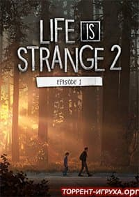 Life is Strange 2 Episode 1-2
