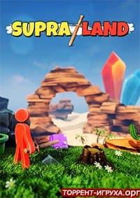Supraland Crash