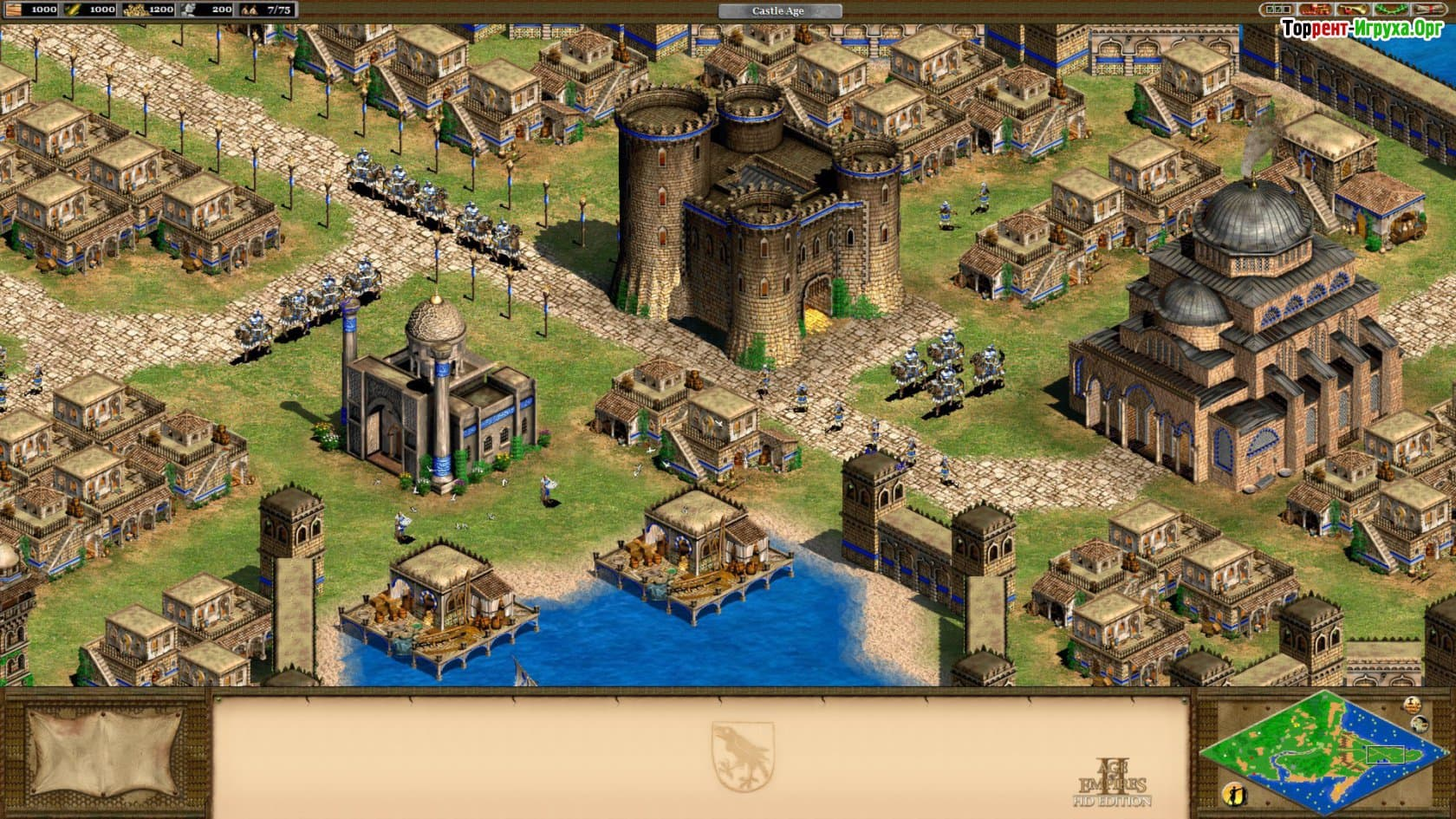 age of empire 2 hd download full version free