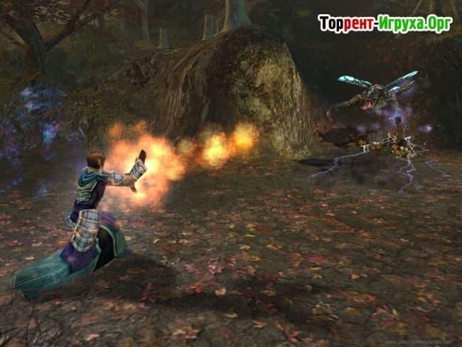 Скачать Dungeon Siege 2 + Broken World торрент бесплатно