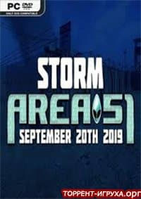 Storm Area 51 September 20th 2019