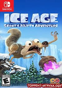 Ice Age Scrat's Nutty Adventure
