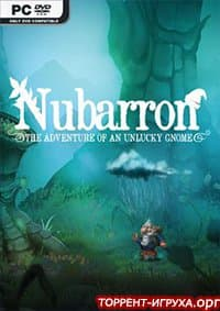 Nubarron The adventure of an unlucky gnome