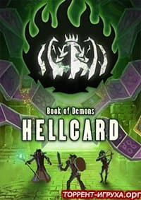 Book of Demons HELLCARD