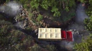 Truck Mechanic Dangerous Paths