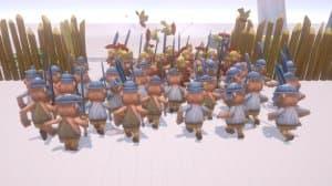 Gallic Wars - Battle Simulator