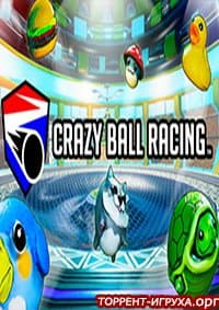Crazy Ball Racing
