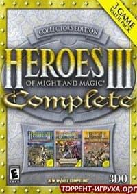 Герои Меча и Магии 3 Полное собрание
