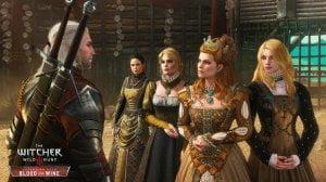 The Witcher 3 Wild Hunt (Ведьмак 3 Дикая Охота)