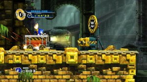 Sonic the Hedgehog 4 Episode 1 и 2