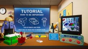 TSA Frisky VR